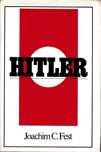 9780151416509: Hitler