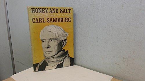 9780151421701: Honey and Salt