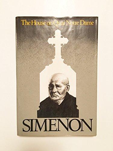 The house on Quai Notre Dame: Georges Simenon