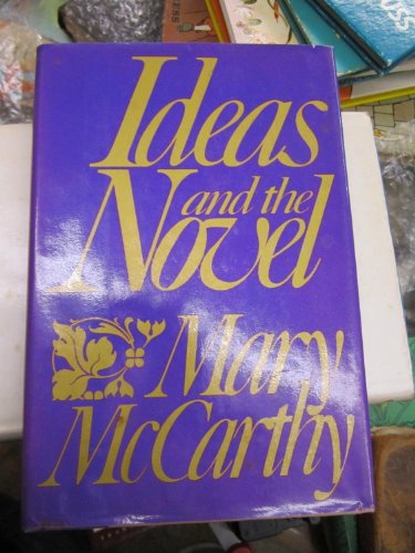 Ideas and the Novel