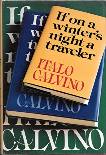 9780151436897: If on a Winter's Night a Traveler (English and Italian Edition)