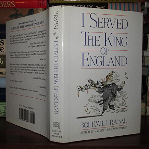 9780151457458: I Served the King of England (English and Czech Edition)