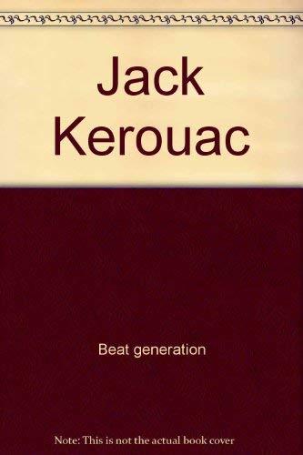 9780151459322: Jack Kerouac (Northcliffe Lecture; 1980)