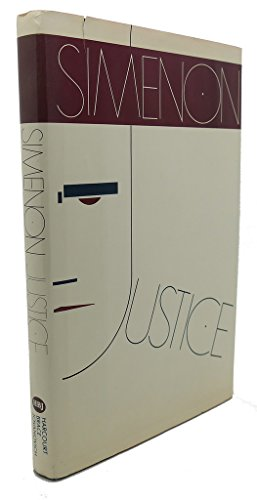 Justice (English and French Edition): Georges Simenon