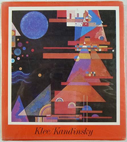 Klee/Kandinsky (Harcourt Brace Jovanovich masters of art: Klee, Paul;Kandinsky, Wassily;Tokyo