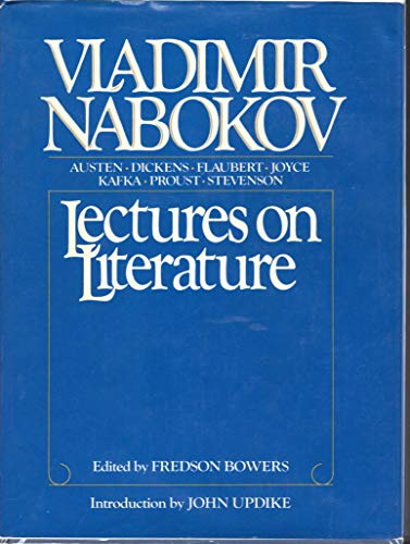 9780151495979: Lectures on Literature