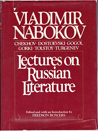 9780151495993: Lectures on Russian Literature