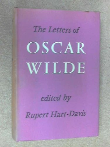9780151508655: The Letters of Oscar Wilde