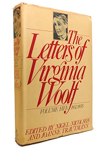 9780151509287: The Letters of Virginia Woolf 1932-1935
