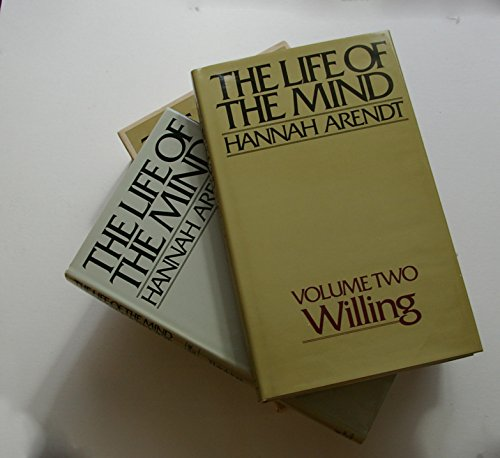 9780151518975: The Life of the Mind (2 Volumes)