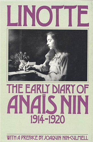 9780151524884: Linotte: The Early Diary of Anais Nin 1914-1920 (English and French Edition)