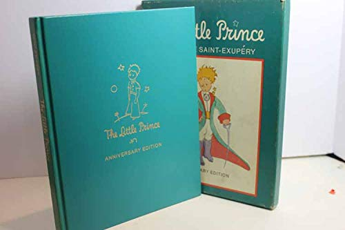 9780151528202: The Little Prince: 25th Anniversary Gift Boxed Edition