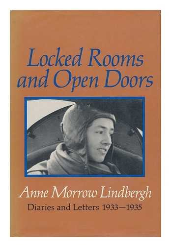 9780151529582: Locked Rooms and Open Doors: Diaries and Letters 1933-1935
