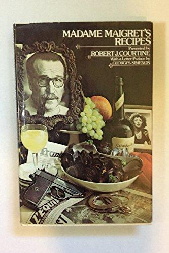 9780151549900: Madame Maigret's recipes