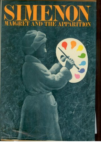 9780151551255: Maigret and the Apparition