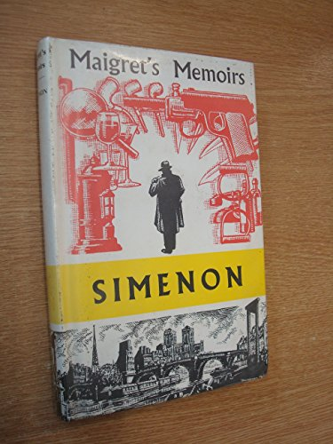9780151551484: Maigret's Memoirs