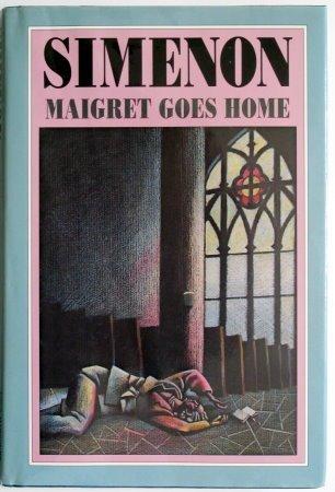 9780151551507: Maigret Goes Home