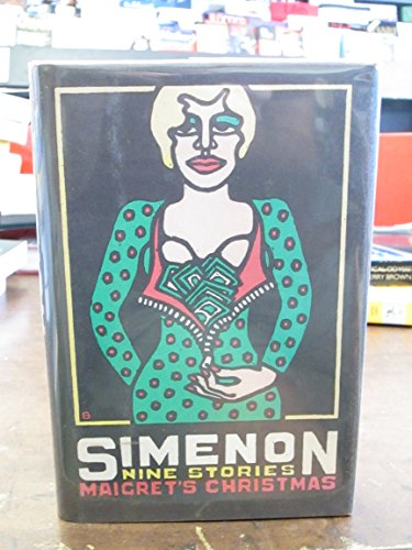 9780151555512: Maigret's Christmas: Nine stories