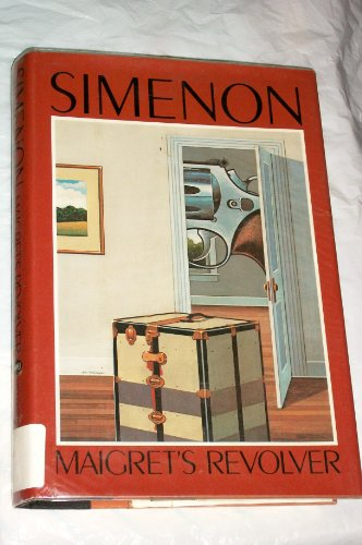 Maigret's Revolver (English and French Edition): Georges Simenon