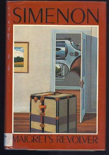Maigret's Revolver: Simenon, Georges