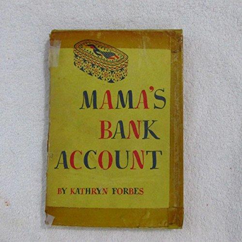 9780151563753: Mama's Bank Account