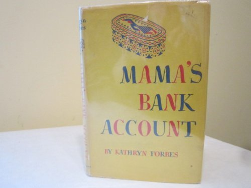 9780151563753: Mama's Bank Account