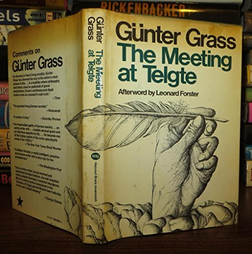 9780151585885: The Meeting at Telgte