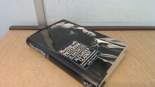 9780151585908: Meetings with Pasternak: A Memoir