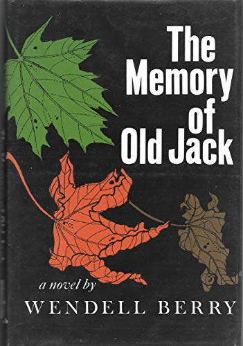 9780151588657: The Memory of Old Jack