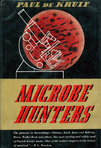 9780151594115: Microbe Hunters