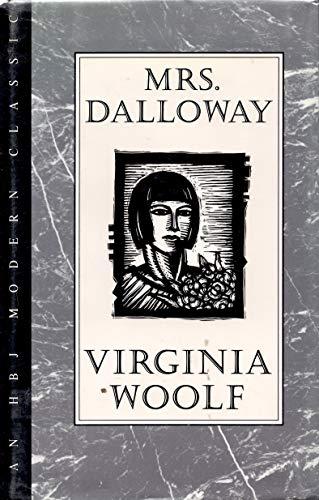 9780151628629: Mrs. Dalloway (H B J Modern Classic)
