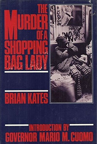 9780151635405: The Murder of a Shopping Bag Lady