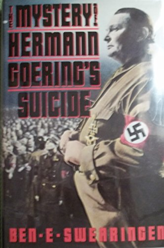 9780151639687: The Mystery of Hermann Goering's Suicide