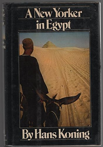 new yorker in egypt