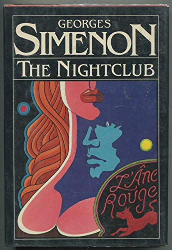 The Nightclub (English and French Edition): Georges Simenon