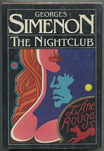 9780151655892: The Nightclub