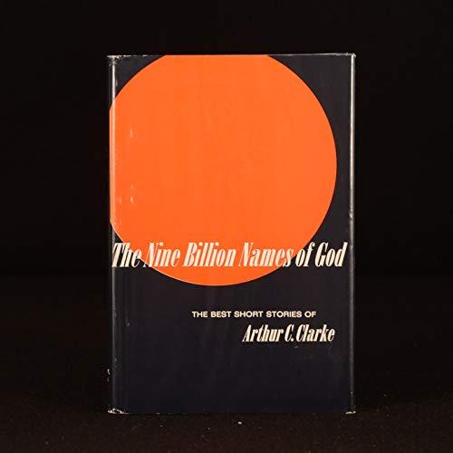 9780151658909: Nine Billion Names of God