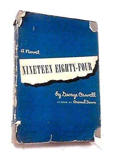 9780151660353: Nineteen Eighty-Four (1984)