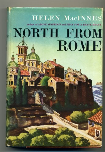 9780151670017: North from Rome