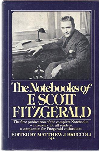 9780151672608: The Notebooks of F. Scott Fitzgerald