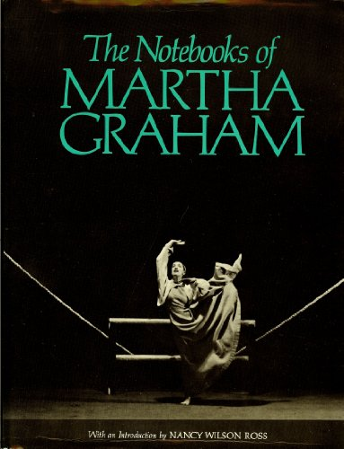 9780151672653: Notebooks of Martha Graham