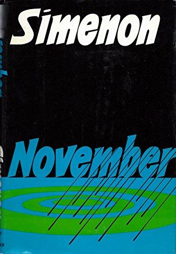 November: Simenon, Georges
