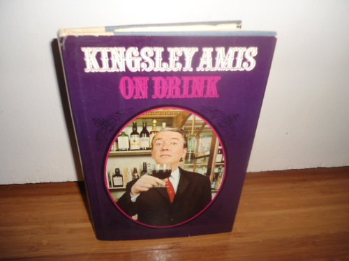 On Drink (9780151689958) by Kingsley Amis
