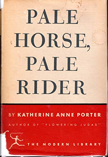 9780151707508: Pale Horse- Pale Rider: Three Short Novels