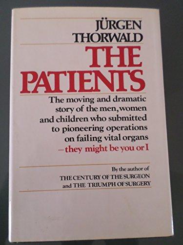 9780151713004: The patients