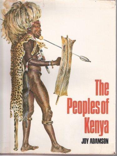 9780151716814: Peoples of Kenya