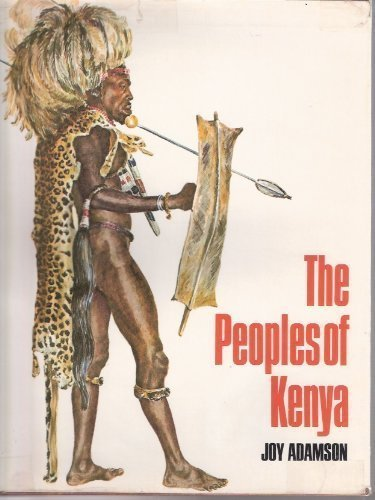 9780151716814: Peoples of Kenya