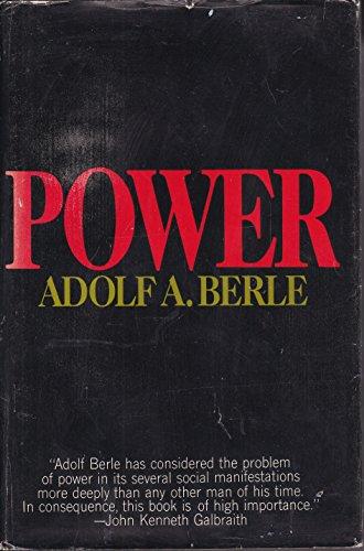 9780151730810: Power