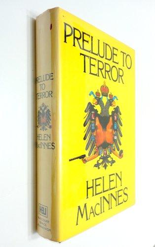 Prelude to Terror: MacInnes, Helen