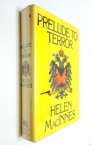 9780151739264: Prelude to Terror